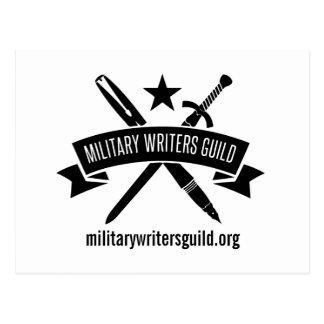 Postal del logotipo de MWG