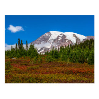 Postal del Monte Rainier