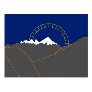 Postal del Mt. Whitney