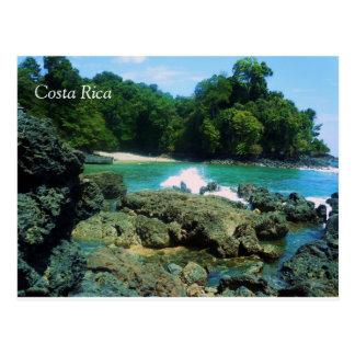 Postal del Océano Pacífico - Costa Rica