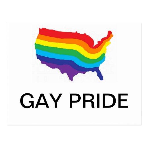 POSTAL DEL ORGULLO GAY