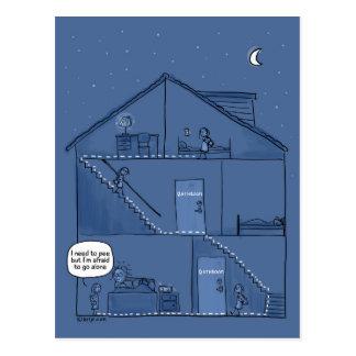 Postal del Parenting de la noche