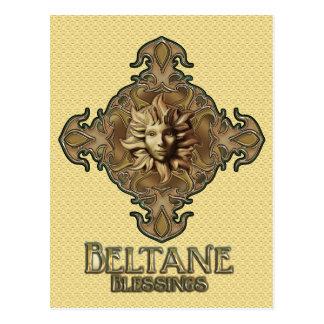 Postal del Sprite de Beltane Sun