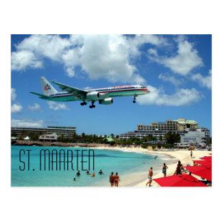 Postal del St. Maarten