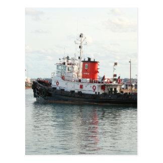 Postal del tirón de Bermudas