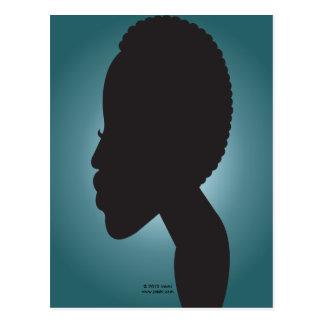 Postal del TWA (Afro minúsculo - trullo)