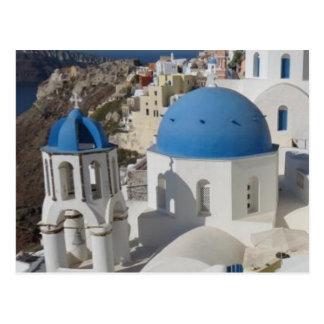 Postal del viaje de Mykonos Grecia