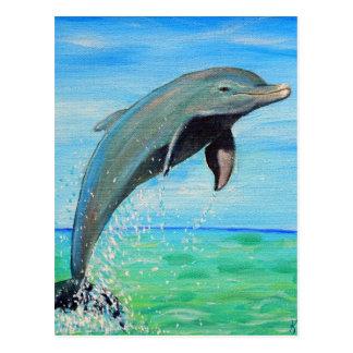 Postal Delfín