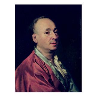 Postal Denis Diderot 1828-29