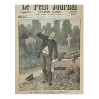 Postal Descripción de la descripción: Illustration du