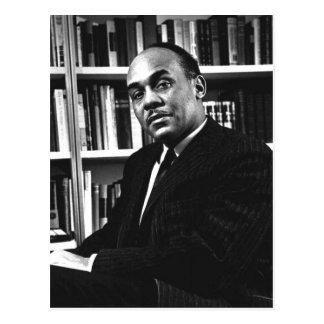 Postal Descripción Rafael Ellison, autor conocido y profe