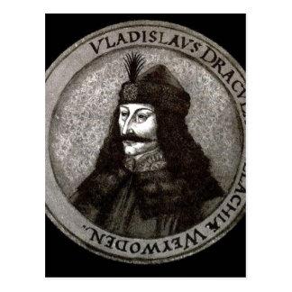 Postal Descripción Vladislaus Drácula. ¿S? ddeutscher