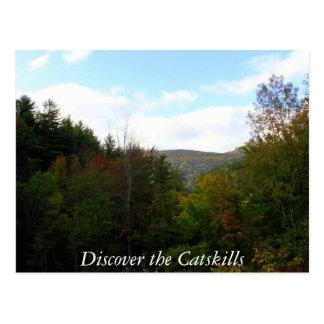Postal Descubra el Catskills 2