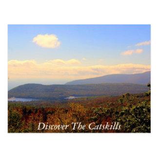Postal Descubra el Catskills 6