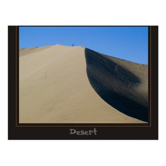 Postal desert of Ica, Peru