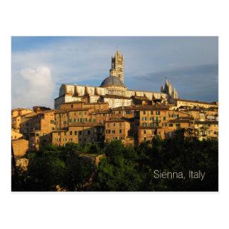 Postal - di Siena, Italia del Duomo