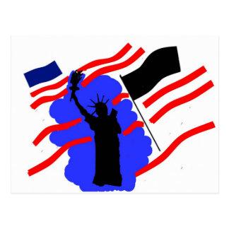 Postal Día de la Independencia