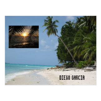 Postal Diego Garcia