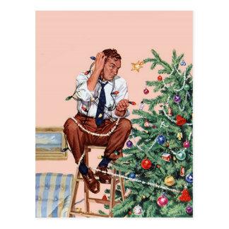 Postal Dilema del navidad