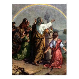 Postal Dios hace una promesa a Noah
