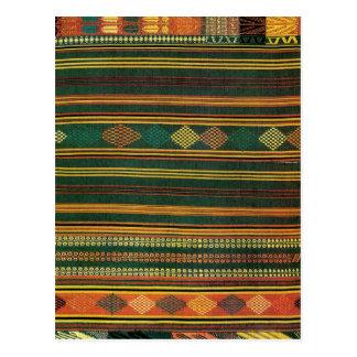 Postal Diseño africano #10 @ Stylnic