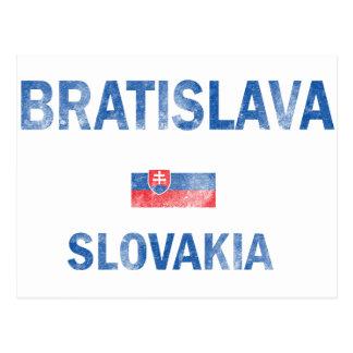 Postal Diseños de Bratislava Eslovaquia