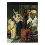 Postal Distribuidor autorizado de Alma-Tadema el | en