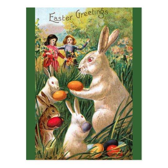 Postal Diversión de Pascua