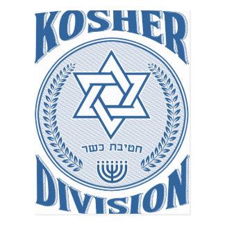 Postal División kosher