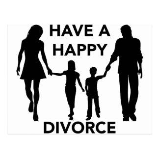 Postal divorcio