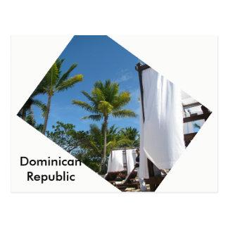 Postal dominicana