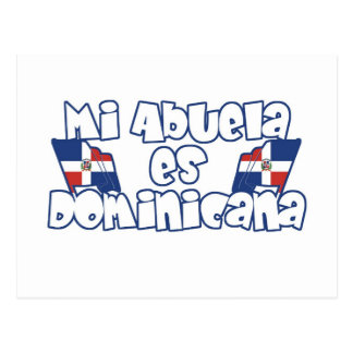 Postal Dominicana de Abuela