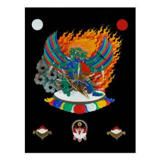 Postal Dorje Phurba [postal]