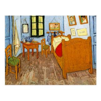 Postal Dormitorio de Van Gogh - de Vincent