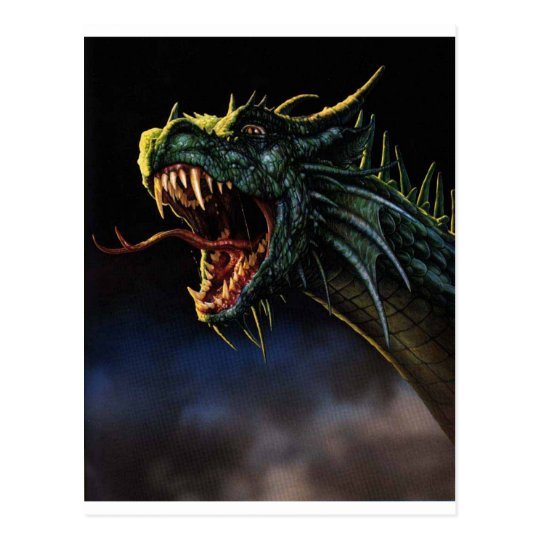 Postal Dragón