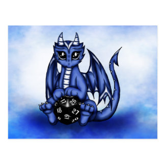 Postal Dragón del juego