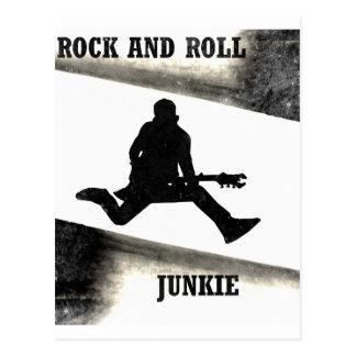 Postal Drogadicto del rock-and-roll