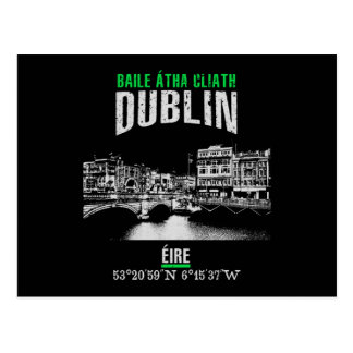 Postal Dublín