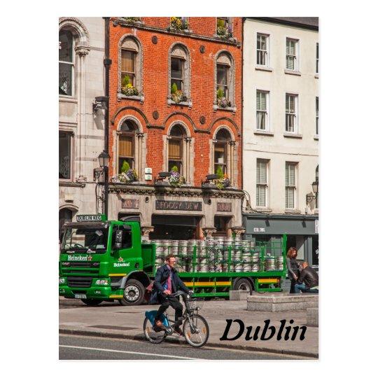 Postal Dublín, Irlanda