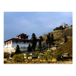 Postal Dzong de Paro