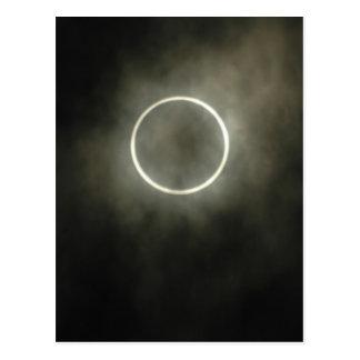 Postal Eclipse solar anular