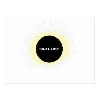 Postal Eclipse solar total