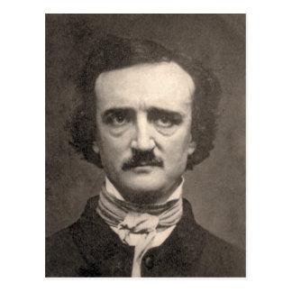 Postal Edgar Allan Poe