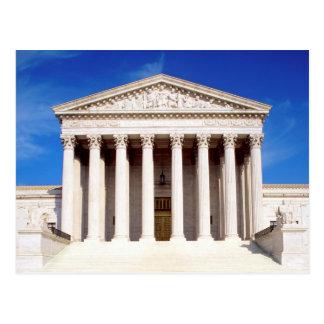 Postal Edificio del Tribunal Supremo de los E.E.U.U.,