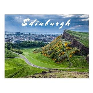 Postal Edimburgo