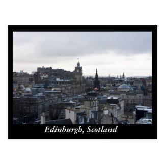 Postal Edimburgo, Escocia