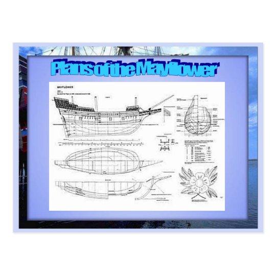 Postal Educación, historia, planes del Mayflower