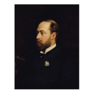 Postal Edward VII