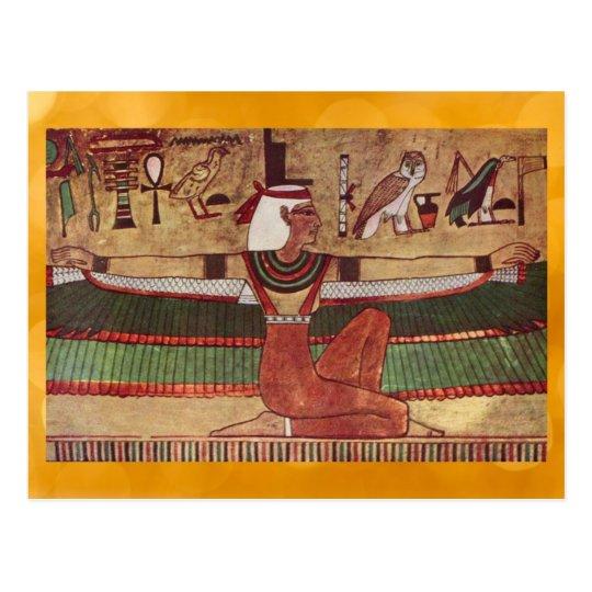 Postal egipcia de ISIS