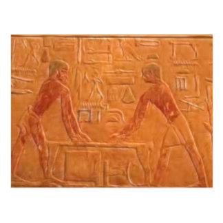POSTAL EGIPCIOS ANTIGUOS
